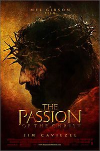7-23Passion of Christ poster