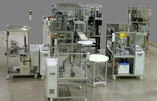 Custom Solutions Medical Device Assembly Pic 1