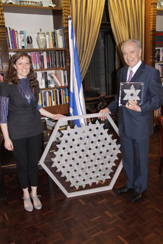 Galya and Peres