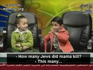 2-22 jew hate arab tv