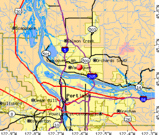 8-25 vancouver map