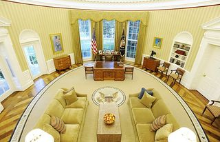 9-16Oval Office carpet