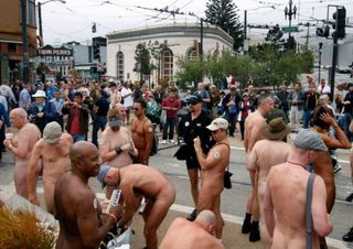 2-10nude protest