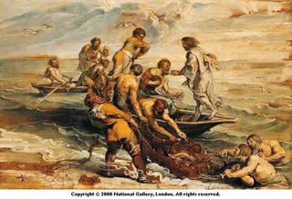 8-15 jesus fishing