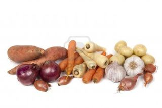 1-19 root veggies