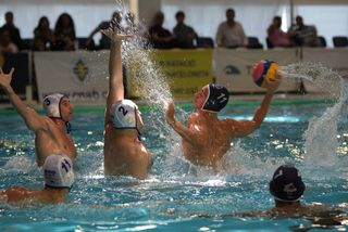 12-3 waterpolo