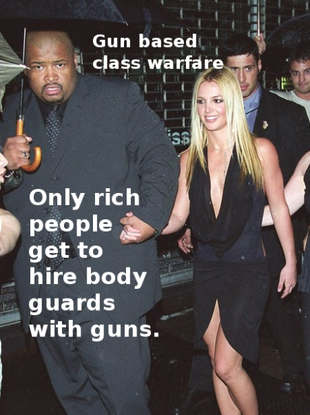 Rich and guns