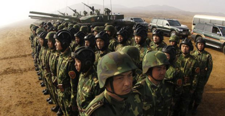 8-7 chinese troops