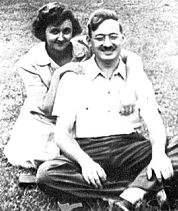 Pro Commerce: Ethyl and Julius Rosenberg before the arrest and trial