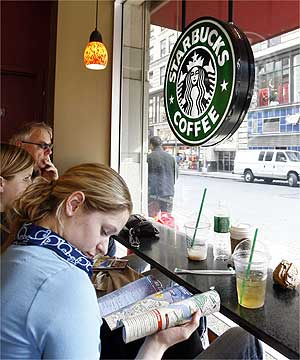 starbucks ethnography Transcript of ethnographic analysis of starbucks background overview starbucks is a worldwide establishment that is popularly known to be a cozy place that serves a variety of beverages and pastries.