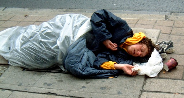 essay on homelessness in vancouver